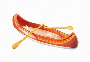Playmobil 6430 - Canoa de los Indios [1]