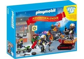 Playmobil 5495 - Calendrier de l`Avent Brigade de pompiers [1]