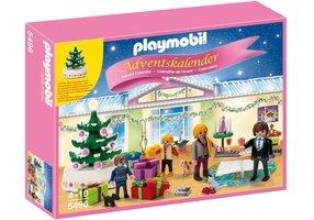 Playmobil 5496 - Calendrier de l`Avent Réveillon de Noël [1]